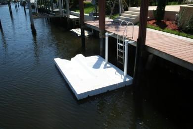 SportPort 7.5X12 PWC Dock