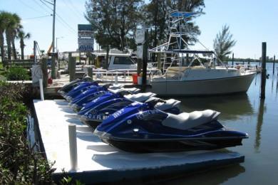 SportPort PWC Docks