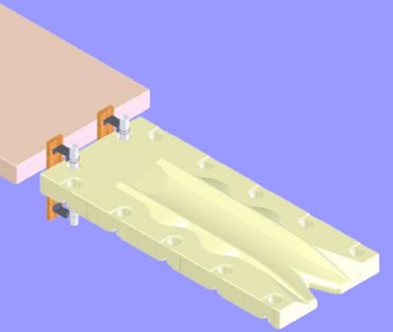 SportPort Floating Dock Installation Diagram