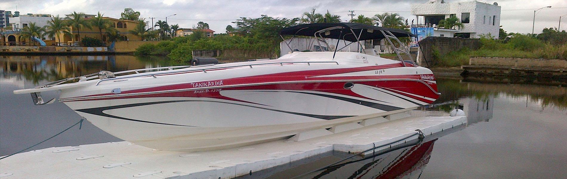 SportPort Boat Dock